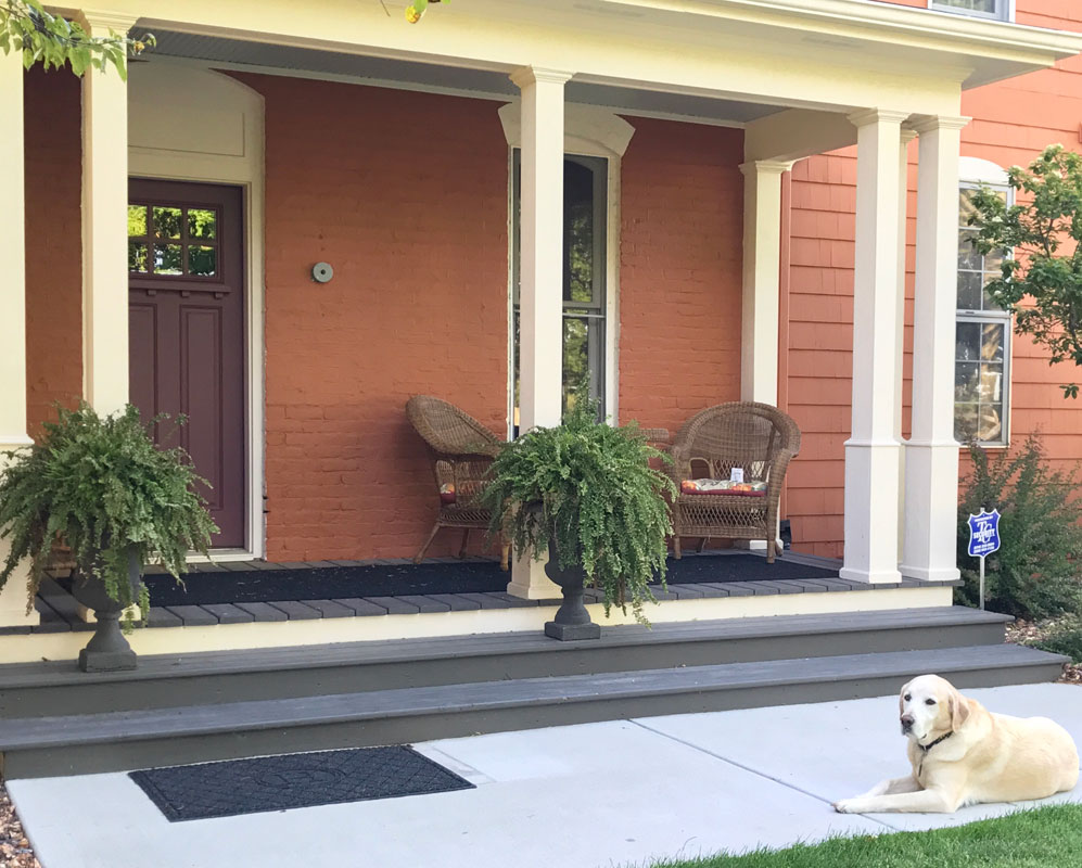 The Harvest Bed Breakfast Located In Niles Mi Conveniently Located