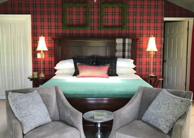 The Irish Suite Bedroom